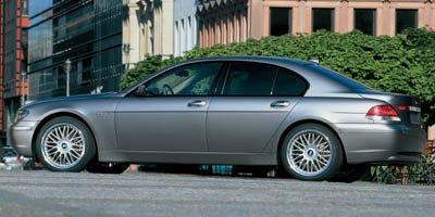 2005 BMW 7 Series