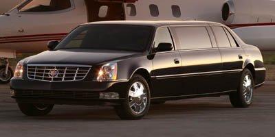 2007 Cadillac DTS Professional