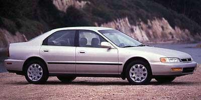 1997 Honda Accord Sdn