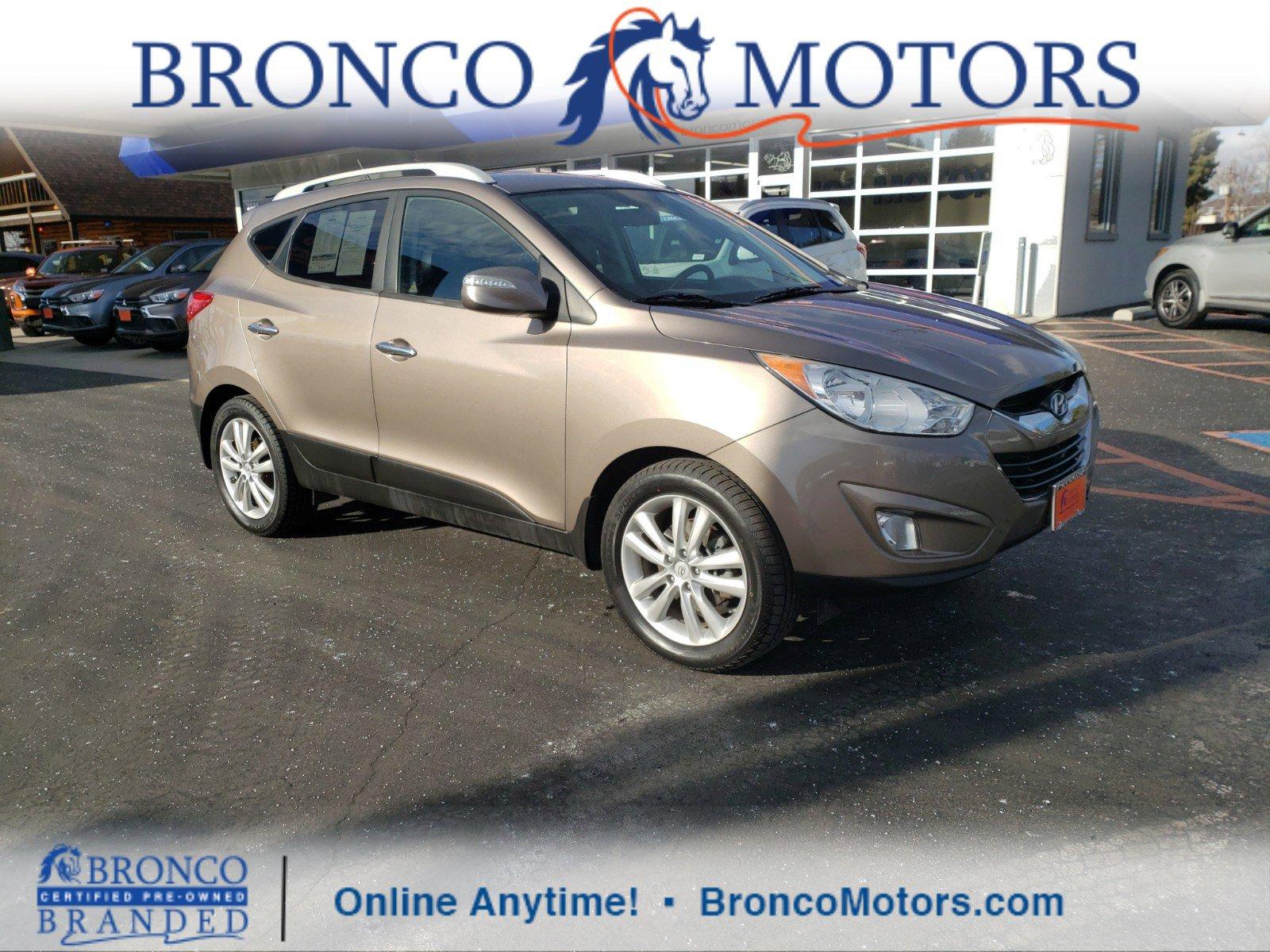 2010 Hyundai Tucson AWD Limited